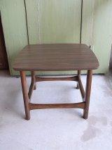 アンティーク 1960'S スカンジナビアン テーブル ローテーブル ビンテージ
