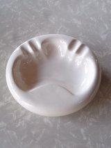 アンティーク  灰皿 小物入れ ホワイト ビンテージ