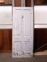 アンティーク 木製ドア ホワイト シャビー ビンテージ