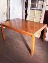 アンティーク ダイニングテーブル 木製テーブル キッチンテーブル ビンテージ
