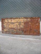 ティンタイル ティンパネル シーリングティン tin tile 小 天井材 外壁材 装飾 1900年頃 サビ アンティーク ビンテージ