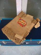 1910'S 20'S 30'S デッドストック 紙袋 ショッピングバッグ ペーパーバッグ CHARRED OAK E-Z OPENER 店舗什器 アンティーク ビンテージ