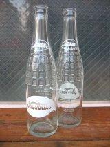 1960'S レア ソーダボトル ガラスボトル ネスビッツ NESBITT'S CALIFORNIA アドバタイジング アンティーク ビンテージ