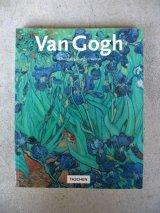 洋書 タッシェン TASCHEN Van Gogh ゴッホ 1996 本 画集 アンティーク ビンテージ