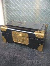 ジュエリーケース アクセサリーボックス ジュエリーボックス 宝石箱 オリエンタルビンテージ 小物入れ アンティーク ビンテージ