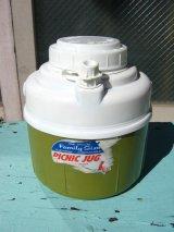 1970'S ジャグ PICNIC JUG Amoco アウトドア アンティーク ビンテージ