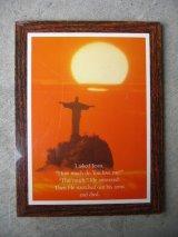 ジーザス jesus イエス キリスト I askedJesus,.... ウッド デッドストック 壁掛け ウォールオーナメント アンティーク ビンテージ