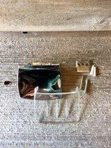 1960'S ソープディッシュ ウォールマウント 石鹸台 洗面 バスルーム アンティーク ビンテージ