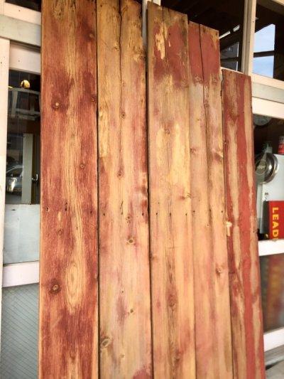 画像1: アンティーク 古材 廃材 バーンウッド シャビーシック アメリカ USA old barn wood ビンテージ