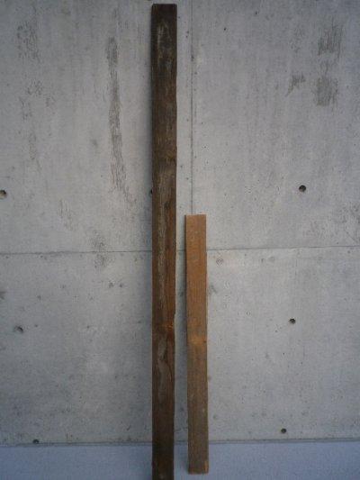 画像4: アンティーク ビードボード old フロアー材 壁材 床材 廃材 30cm×30cm@ Bead-Board ホワイト 白 シャビー ビンテージ
