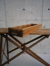 アンティーク 引き出し 取っ手付き 浅長 その15 木製ドロワー シャビーシック ビンテージ