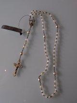 アンティーク ロザリオ イエスキリスト十字架クロス ヴィンテージ