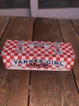 1930'S アンティーク 紙箱 YANKEE GIRL PLUG その3 タバコ 店舗用装飾品 ビンテージ
