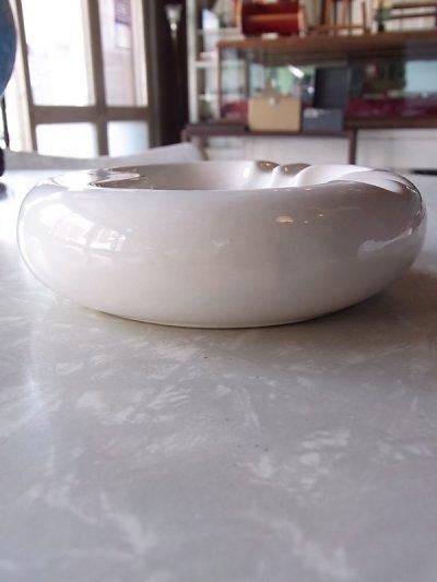 画像3: アンティーク  灰皿 小物入れ ホワイト ビンテージ