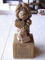 アンティーク 70's メッセージドール WITH LOVE TO MOM 人形 ビンテージ