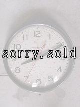 アンティーク ウォールクロック 壁掛け時計 GENERAL ELECTRIC ブラウン ビンテージ