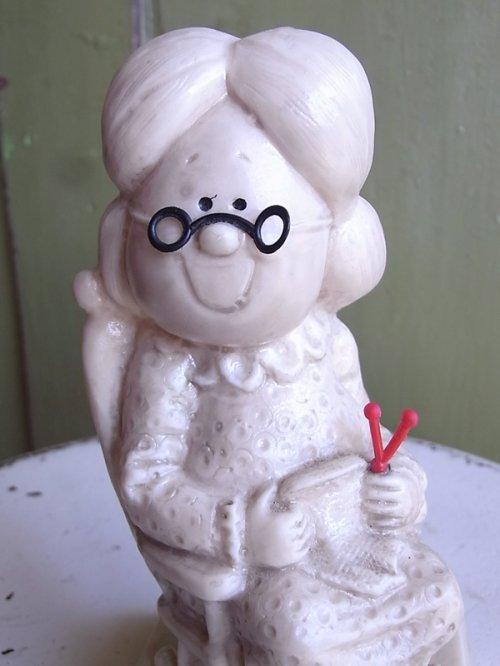 other photographs.1: アンティーク 70's メッセージドール WORLD'S GREATEST GRANDMA 人形 大きいサイズ ビンテージ