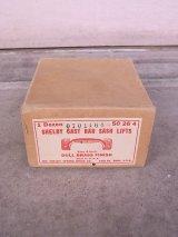 アンティーク 取っ手 箱付きデッドストック 1ダース 1dozen  12pcs set ドロワー キャビネット 窓などに ビンテージ