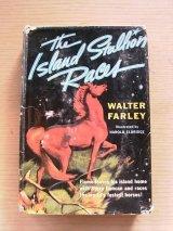 アンティーク 洋書 THE ISLAND STALLION RACES  初版 1955 本 古書 ビンテージ