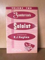 アンティーク 洋書 楽譜 本 Soloist 1957年 ビンテージ