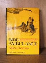 アンティーク 洋書 本 BIRD AMBULANCE 1971年 ビンテージ