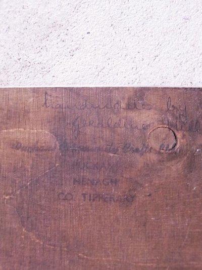 画像3: アンティーク 壁掛け アートピース オブジェ 聖母マリア ウッド ビンテージ
