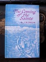 アンティーク 洋書 The Coming of the saints 1969 本 古書 ビンテージ