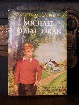アンティーク 洋書 MICHAEL O'HALLORAN 1954 本 古書 ビンテージ
