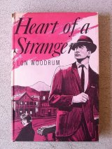 アンティーク 洋書 Heart of a Stranger 1962 本 古書 ビンテージ