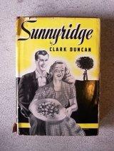 アンティーク 洋書 SUNNTRIDGE 1945 本 古書 ビンテージ