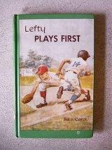 アンティーク 洋書 Lefty PLAYS FIRST 1969 本 古書 ビンテージ