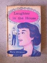 アンティーク 洋書 laughter in the House 1961 本 古書 ビンテージ