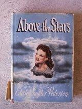 アンティーク 洋書 Above the Stars 1945 本 古書 ビンテージ