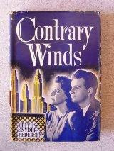 アンティーク 洋書 Contrary Wind's 1951 本 古書 ビンテージ