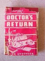 アンティーク 洋書 DOCTOR'S RETURN 本 古書 ビンテージ