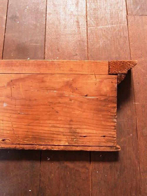 other photographs.3: アンティーク マントルシェルフ mantle-shelf 飾棚 壁付けシェルフ 装飾 陳列棚など ビンテージ