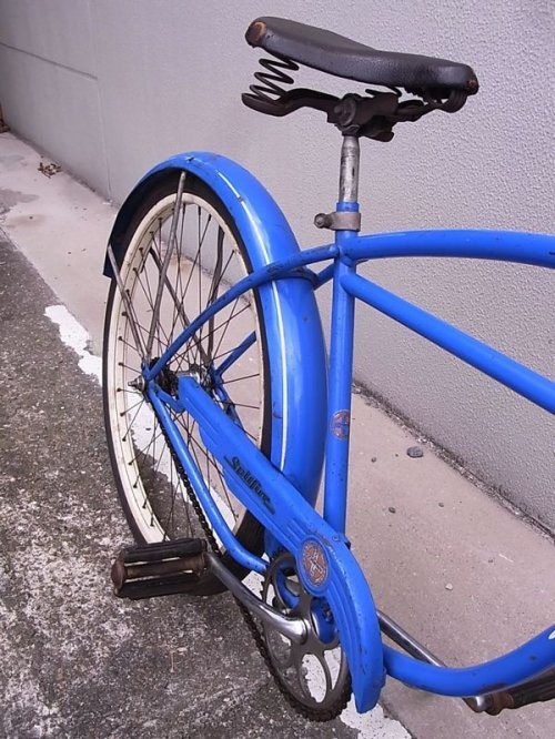 other photographs.1: アンティーク 50'S  フィフティーズ 50年代 自転車 Bicycle vintage old schwinn spitfire シューイン シュウィン 26インチ  ビンテージ