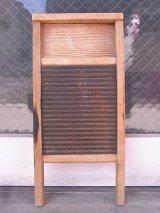 ウォッシュボード 洗濯板 WASHBOARD ウッド×メタル NATIONAL アンティーク ビンテージ
