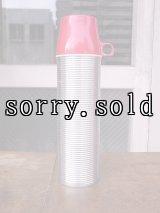 1960年代 サーモス メタル 水筒 魔法瓶 ウォーターボトル THERMOS ビンテージアウトドア