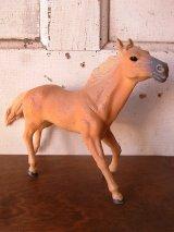 馬 ホース 馬形 オブジェ プラスチック アンティーク ビンテージ