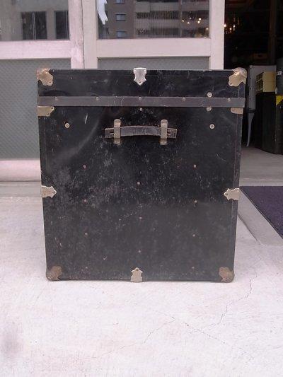 画像4: トランク 超大型 トランク スチーマートランク 鍵付 コーヒーテーブルに アンティーク ビンテージ