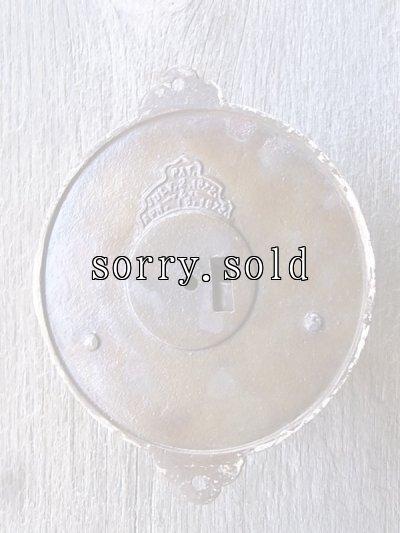 画像4: 19世紀 1870'S 80'S ドアベル 真鍮 アイアン 呼び鈴 鋳物 アンティーク ビンテージ