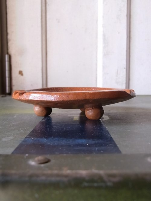 other photographs.2: コスタリカ 灰皿 アッシュトレイ アニマル EL SALVADOR CA 陶器 アンティーク ビンテージ