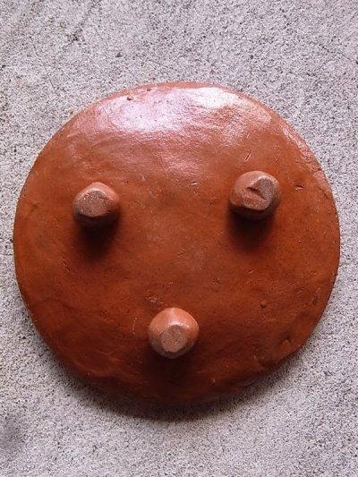 画像3: コスタリカ 灰皿 アッシュトレイ アニマル EL SALVADOR CA 陶器 アンティーク ビンテージ