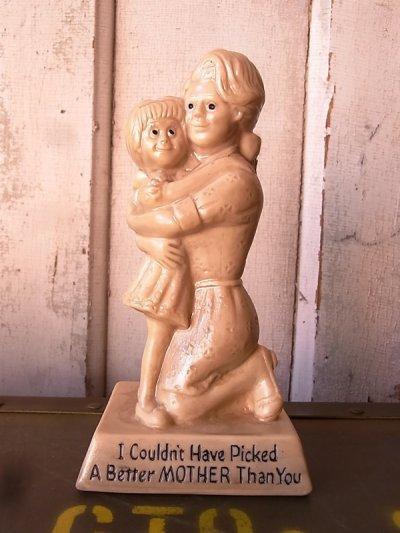 画像1: 70'S メッセージドール 人形 I COULDN'T HAVE PICKED A BETTTER MOTHER THAN YOU アンティーク ビンテージ