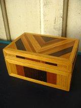 バンブーボックス TIKI ポリネシアン ハワイアン 竹 小物入れ 箱 ボックス アンティーク ビンテージ