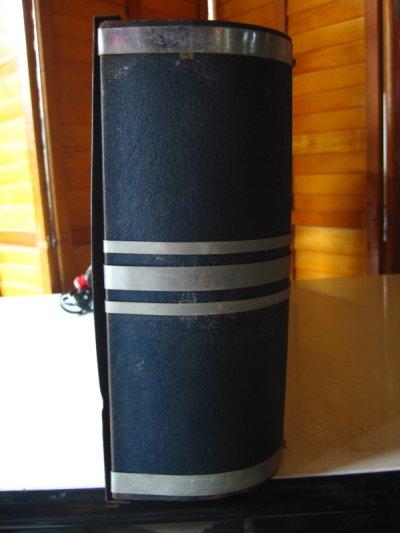 画像4: 1940'S アールデコ インダストリアルライト 2灯 ライトサイン アドバタイジングライト メタルフレーム フロストガラス アンティーク ビンテージ