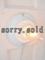 ビクトリアン シーリングマウント&ウォールマウントライト 装飾 ベアバルブ 1灯 真鍮 アルミ合金 アンティーク ビンテージ
