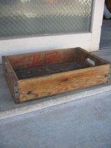 40'S 50'S ボトルクレート PEPSI COLA ペプシコーラ ボトルケース ウッドボックス 木箱 アドバタイジング アンティーク ビンテージ その2