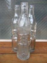 1950'S レア SODA BOTTLE ソーダボトル ポップボトル ガラス瓶 O.K SODA アドバタイジング アンティーク ビンテージ
